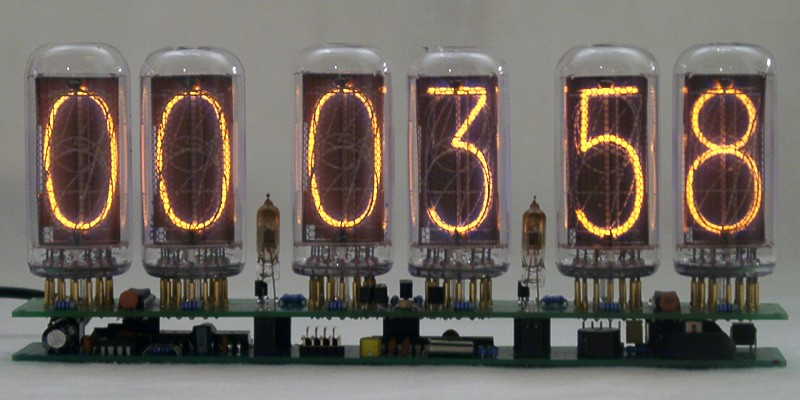 In 12a Nixie Clock MP3 Download - aiohoworg
