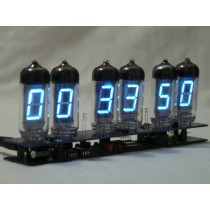 IV-11 VFD 6 digits clock