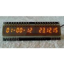 16 digits IGP-17 panaplex clock KIT