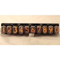 IN-12 10 digits Nixie Clock/Counter