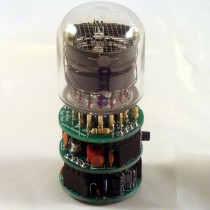 IN-4 1digits nixie clock