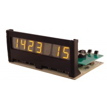 7 digits PinBall Display Nixie Clock