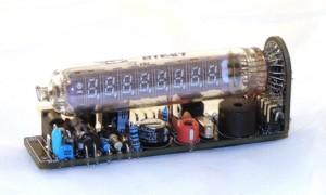 IV-21 VFD clock